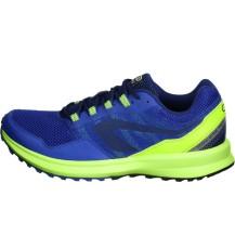 chaussure-course-a-pied-homme-run-active-grip-bleu-jaune